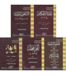 Mutun in the Hadith and its sciences (5 matn)
