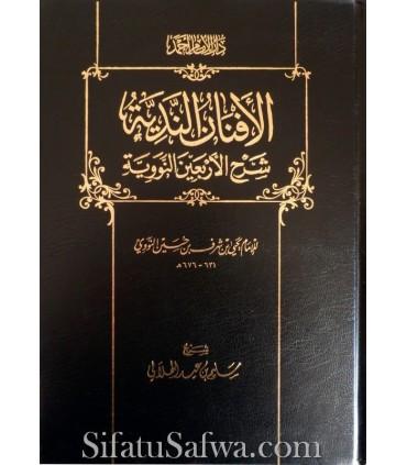 Sharh 40 Nawawi of Salim al-Hilali (very easy)