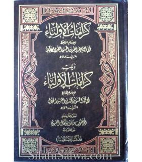 Kaaramaat al-Awliyaa by imam al-Laalakaa'ee and al-Khallaal
