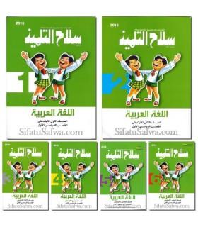 Programme scolaire - Primaire - 6 niveaux (6 à 12 ans)
