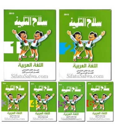 Primary School Program - 6 levels (6 to 12)