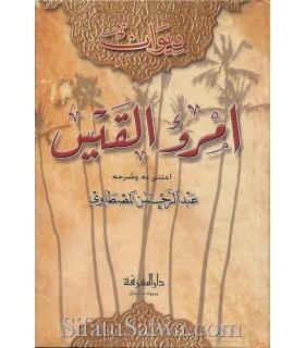 Diwan Imru' al-Qais (large pre-Islamic poet) ديوان امرئ القيس