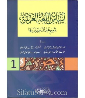 Arabic taught to non-Arabic speakers - 3 levels