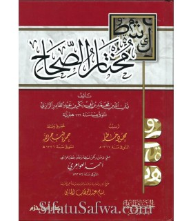 Mukhtar as-Sihah by ar-Razi (arabic dictionnary)